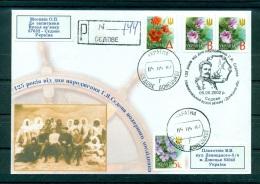 Ukraine 2002 -Enveloppe Syedove - Sedov - Événements & Commémorations