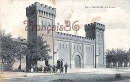 (31) Toulouse - La Prison - 2 SCANS - Toulouse