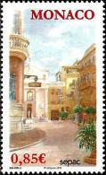 Monaco - 2009 - SEPAC - Landcapes - Mint Stamp - Ungebraucht