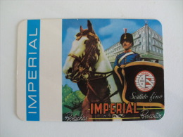 Cookies Biscuits Bolachas Imperial Portugal Portuguese Pocket Calendar 1984