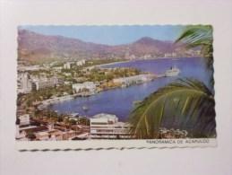 Panoramica Acapulco   ( Acapulco Bay ) - Mexico