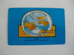 Cookies Biscuits Bolachas Cu�tara Portugal Portuguese Pocket Calendar 1988