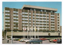 Tchéquie--PRAGUE--Hôtel  Intercontinental (belles Voitures),cpsm 15 X 10  éd Press Foto - Tchéquie
