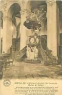 NIVELLES - Eglise Collégiale Ste-Gertrude - Chaire De Vérité - Nivelles