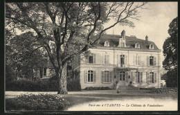CPA Vaudouleurs, Le Chateau - France