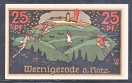 GERMANY   NOTGELD   WITCHES  ON  BROOMS - [11] Local Banknote Issues
