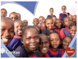 (321) Caritas Australia (African Childrens) - Groupes D'enfants & Familles