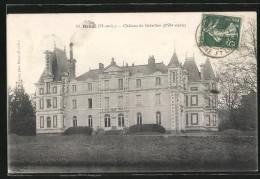CPA Baugé, Château De Grésillon Du XVIe Siècle, Vue Extérieure