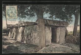 CPA Bagneux, Le Grand Dolmen - Zonder Classificatie