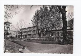 CPSM 30 - L'ESPEROU - L'Hôtel Du Parc - TB PLAN De L'Etablissement - Jolie Vue Façade + TAMPON Hôtel Verso - Otros Municipios