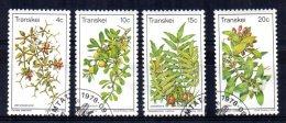 Transkei - 1978 - Edible Wild Fruits - Used - Transkei