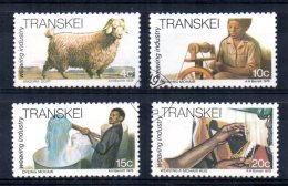 Transkei - 1978 - Weaving Industry - Used - Transkei