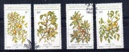 Bophuthatswana - 1980 - Edible Wild Fruits - Used - Bophuthatswana