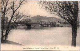 18 SAINT SATUR - Le Pont De Saint Thibault --- - Saint-Satur