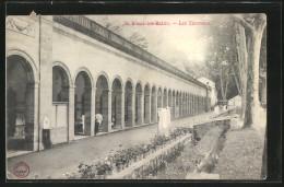 CPA Ussat-les-Bains, Les Thermes - Sin Clasificación