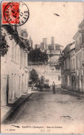 24 MAREUIL - Rue Du Château --- - Wagons