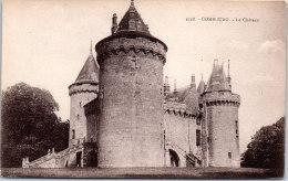 35 COMBOURG - Le Château --- - Combourg