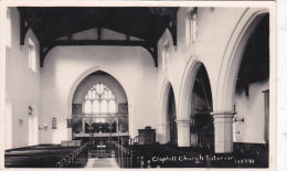 CLOPHILL CHURCH INTERIOR - Bedford