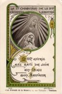 """305 LA PREMIERE COMMUNION DE CATHERINE LABOURE """" La Croisade De La Messe""""  Ste Claire - Images Religieuses"""
