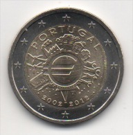 PORTUGAL - 2€ Commémorative 2012 - UNC - Neuve - Portogallo