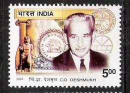 # Inde 2004 Mi N° 2015 (**) - India