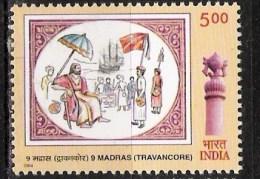 # Inde 2004 Mi N° 2019 (**) - India