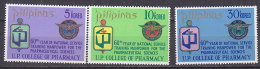PGL D0417 - PHILIPPINES Yv N°890/92 ** - Philippines