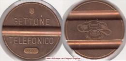 Italia Gettone Telefonico 1973-07 E.S.M. Milano- Used - Monétaires/De Nécessité