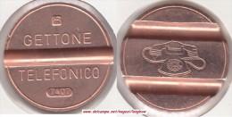 Italia Gettone Telefonico 1974-07 I.P.M. Arzano - Used - Monetary/Of Necessity