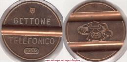 Italia Gettone Telefonico 1979-02 E.S.M. Milano- Used - Monetari/ Di Necessità
