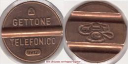 Italia Gettone Telefonico 1979-12 C.M.M. Catania - Used - Monetari/ Di Necessità