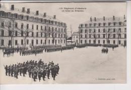 CPA-72-Sarthe- MAMERS- 115°Régiment D'Infanterie- Le Salut Au Drapeau- - Mamers