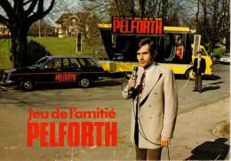 SOUVENIR DU JEU DE L'AMITIE' PELFORTH ANUME' PAR ALAIN FARELLI       (NUOVA) - Cartoline