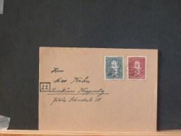 A5023      LETTRE   OBL.  PRAG    1943 - Böhmen Und Mähren