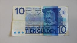 15ZB - 10 Gulden 25 April 1968 - [2] 1815-… : Royaume Des Pays-Bas