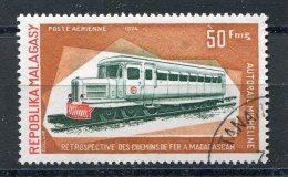 MADAGASCAR  N° 139  (Y&T)  (Poste Aérienne) (Oblitéré) - Madagaskar (1960-...)