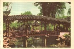 CHINA-TCHOUO TCHENG YUAN-PONT DE L'ARC EN CIEL VOLANT-CHINE - China