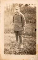 GUERRE 14/18       CARTE PHOTO DE SOLDAT - Guerre 1914-18