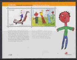 Europa Cept 2006 Portugal M/s ** Mnh (26288) - Europa-CEPT