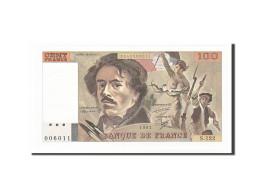 100 Francs Type Delacroix Modifié - Andere