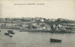 56 PLOEMEUR / Kerroch, Vue Générale / - Ploemeur