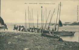 56 PORT LOUIS / Bateaux Sardiniers Au Lohic / - Port Louis