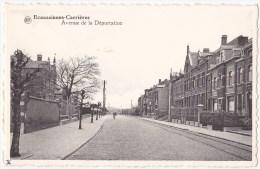 Ecausssinnes-Carrières: Avenue De La Déportation. - Ecaussinnes