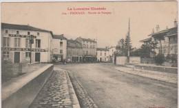 54 MEURTHE ET MOSELLE FROUARD  Entrée De Pompey La Lorraine Illustré Hôtel De La PosteN° 724 - France