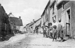 THIVET   - Rue De Lettres - France