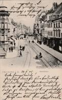 Freiburg- Kaiser Strasse -(1905) - Scan Recto-verso - Freiburg I. Br.