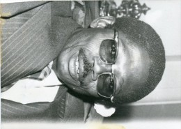 Photo De Presse  - CHARLES GANAO  Ministre Des Affaires étrangéres  CONGO-BRAZZAVILLE  En 73 - Personnes Identifiées