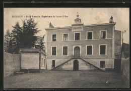CPA Brioude, Ecole Primaire Supérieure De Jeuens Filles - Brioude