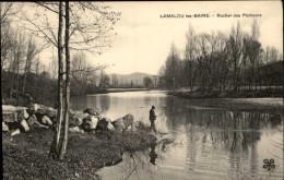 34 - LAMALOU-LES-BAINS - Pêche à La Ligne - Lamalou Les Bains