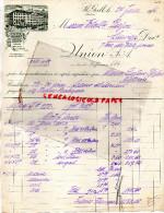 SUISSE - FACTURE SAINT GALL - HOFFMANN & CIE - 1936 - Suisse